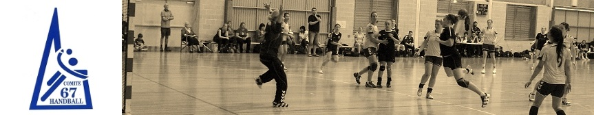 Comité Handball 67